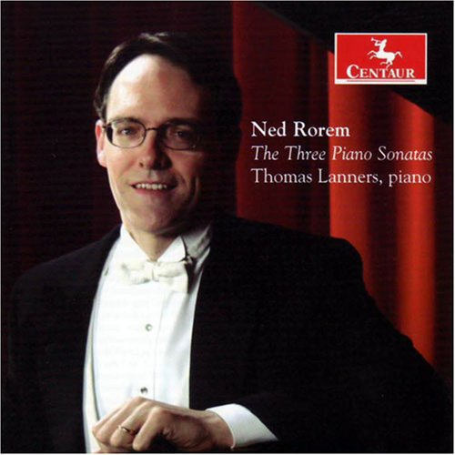 (Ned Rorem: The Three Piano Sonatas )