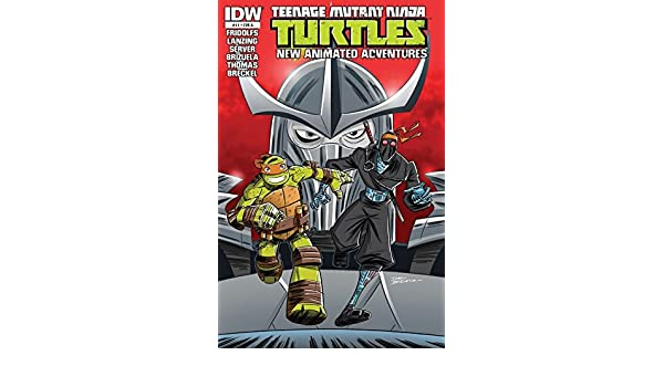 Teenage Mutant Ninja Turtles: New Animated Adventures #11 ...