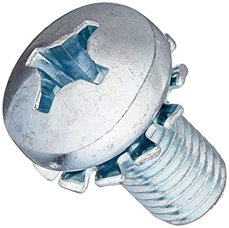 Imported #3 Phillips Drive Steel Truss Head Machine Screw Zinc Plated Finish 1//4-28 Thread Size Fully Threaded 1//2 Length Meets ASME B18.6.3 Pack of 50 1//4-28 Thread Size 1//2 Length Small Parts 1508MPT