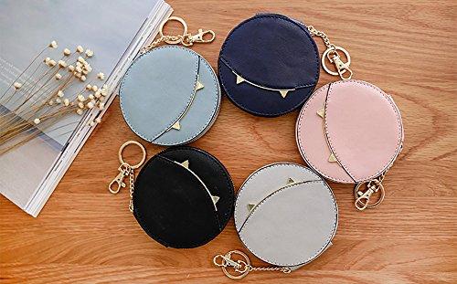 CLOTHES en Version en joyeux du sac sac à dames à sac personnalité simple carte de Sac en Rose Couleur en Noir dos à main main coréenne main sac à de rwrZTxRq0