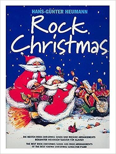 hans gunter heumann rock christmas 9790201630816 amazoncom books - Best Rock Christmas Songs