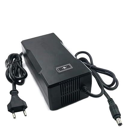 YZPOWER 42V 5A Cargador de batería de Litio para 10S 36V ...