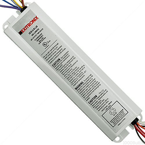XEB-5-B-LM - Emergency Backup Ballast - 90 min. - Operates (1) T5 T8 T10 T12 Circline U-Shape 4-Pin or Long Compact CFL Lamps - 120/277V