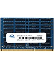 OWC PC3-12800 DDR3L 1600MHz SO-DIMM 204 Pin CL11 Memory Upgrade Kit for iMac, Mac Mini, and MacBook Pro