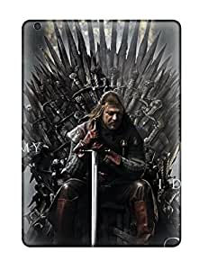 Ipad Cover Case - Game Of Thrones Poster Protective Case Compatibel With Ipad Air