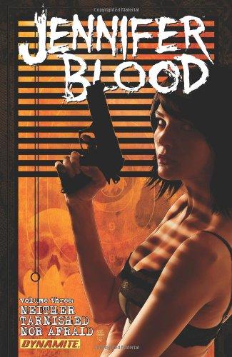 """""""Jennifer Blood Volume 3 TP"""" av Al Ewing"""
