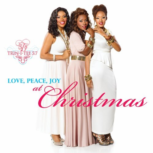 Love Peace Joy at Christmas by Joy To The World
