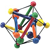 Manhattan Toy Skwish Classic Rattle and Teether Grasping...