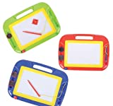 9.5'' x 6.5'' MAGNETIC DRAWING BOARD, Case of 24