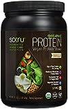 SoTru Organic Protein Shake, Vanilla, 525 Gram