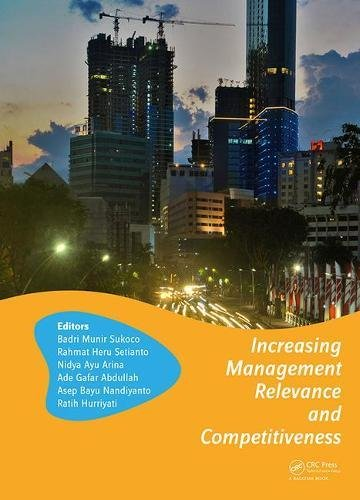 Increasing Management Relevance and Competitiveness: Proceedings of the 2nd Global Conference on Business, Management and Entrepreneurship (GC-BME ... Universitas Airlangga, Surabaya, Indonesia