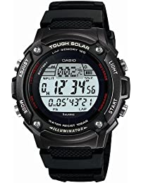 CASIO watch SPORTS GEAR sports gear runners model tough solar lap / split up 120 books time memory W-S200H-1BJF mens watch