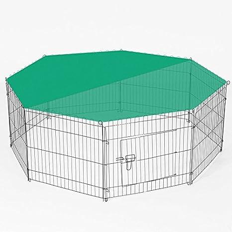 Recinzione Giardino Per Gatti.Aqpet Recinto Recinzione Box Per Animali Cani Gatti Roditori 60x60cm