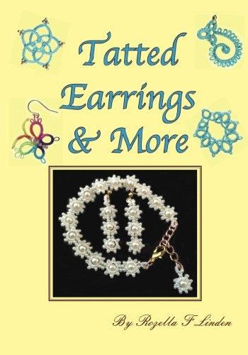 Tatted Earrings & More: Earrings, bracelets, charms, Pendants, etc.