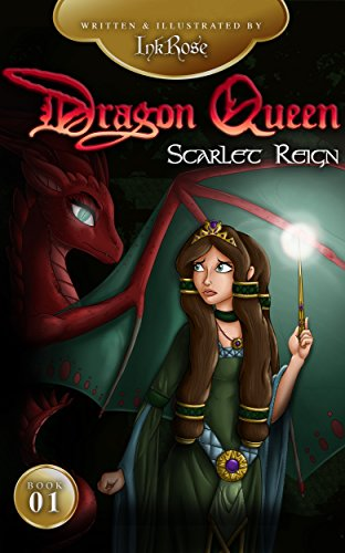 Scarlet Reign (Dragon Queen Book 1) (Rose Scarlet)