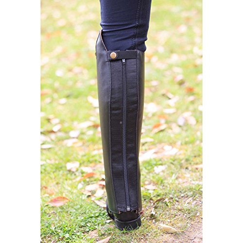 SOLUTION Stiefelchaps SOLUTION Black Stiefelchaps SOLUTION Black Stiefelchaps Black Bp5nqn7aZ