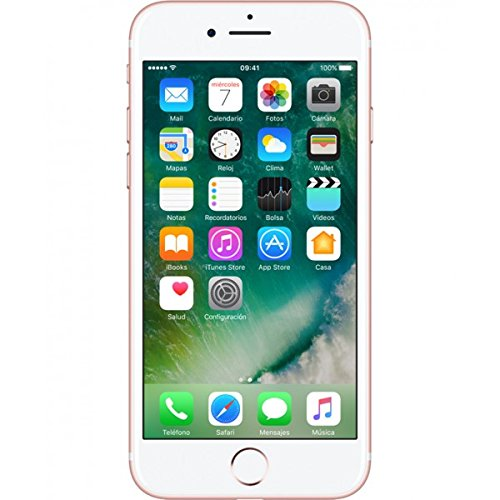 Apple iPhone 7 128 GB, rosa dorado