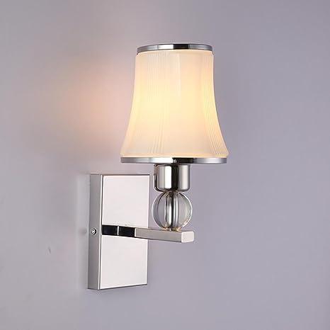 JAYLONG Simple moderna de pared cristalina de iluminación El ...