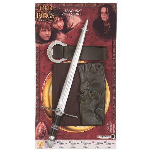 Aragorn Costume Cosplay (Rubies Lord of The Rings Aragorn Costume Kit)