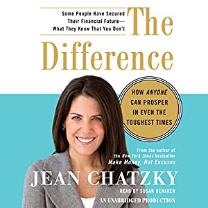 The Difference Audiobook
