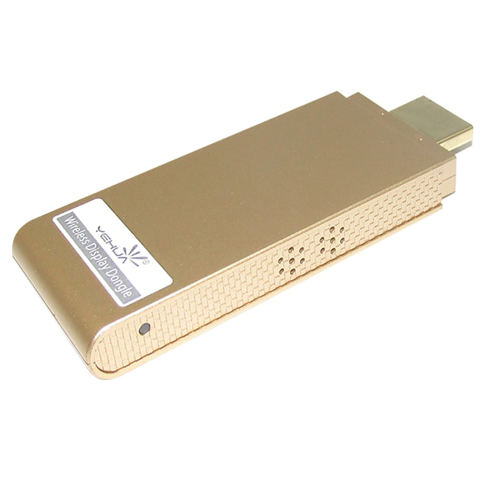 Wireless Dongle, Mirror Screen, Wifi Display Dongle TV Stick Support Miracast Airplay DLNA for Android IOS Windows MAC