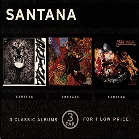 Santana/Abraxas/Santana