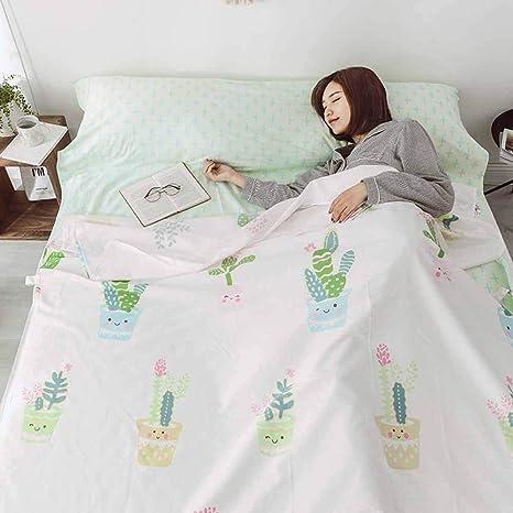 YanJot Cactus Saco de Dormir portátiles de la línea de Viaje al ...