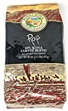 Hawaii Royal Kona Coffee Roy's 10% Kona Coffee Blend, Ground, HUGE 2.5 Pound Bag
