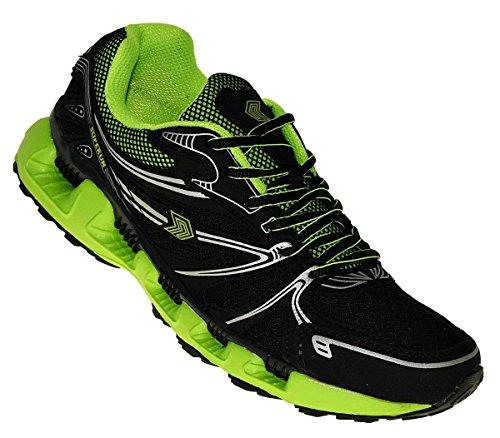 Art 912 Neon Turnschuhe Schuhe Sneaker Sportschuhe Neu Herren