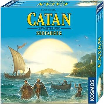 Comprar Catan - Erweiterung Seefahrer: Für 3 - 4 Spieler ab 10 Jahren