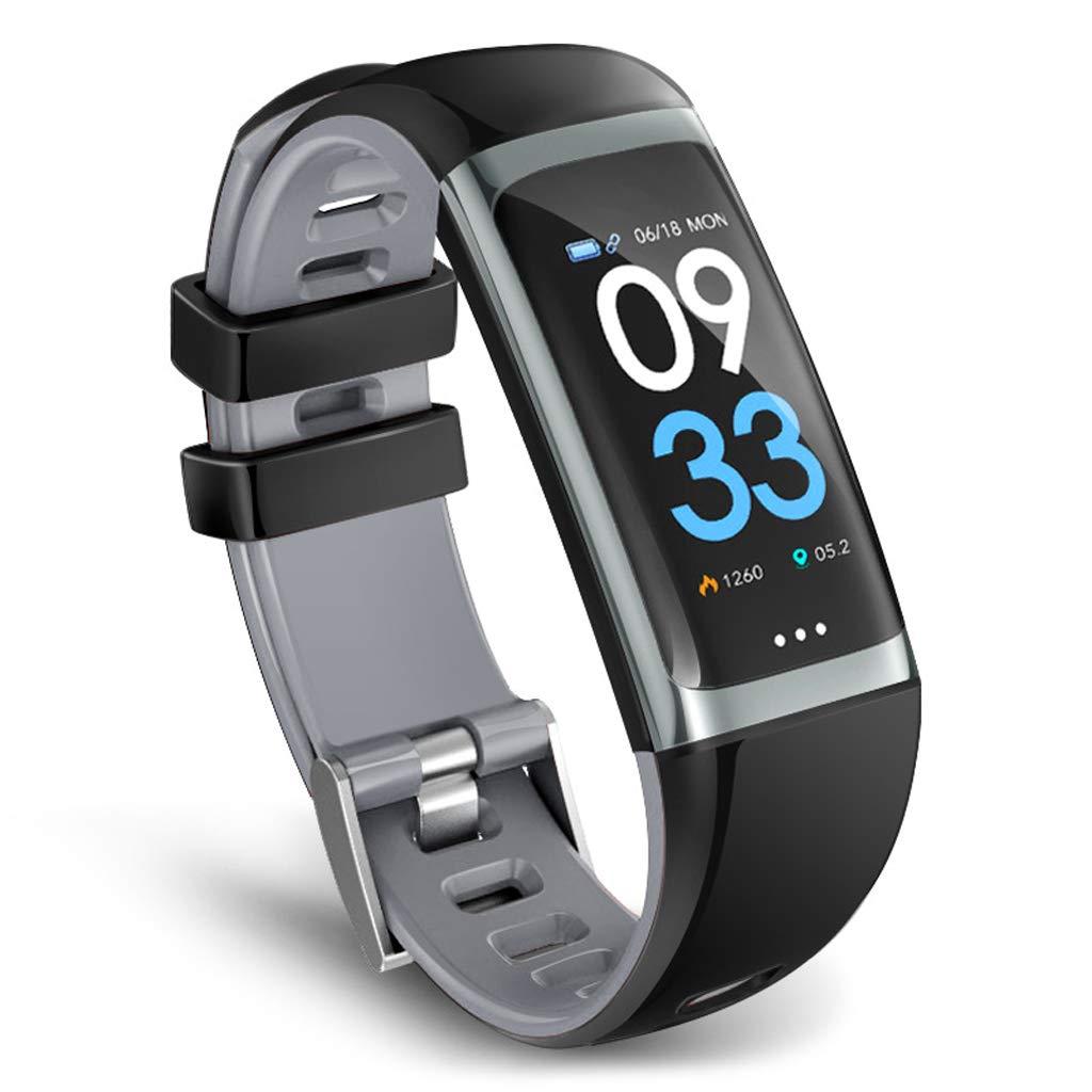 Amazon.com: Fitness Bracelet Smart Watch, Heart Rate Smart ...