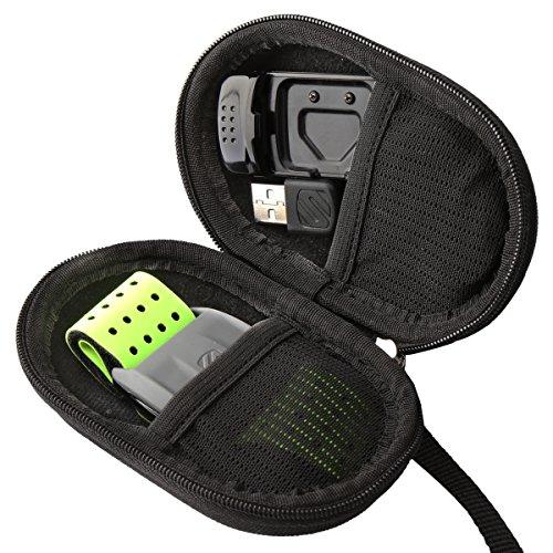 Aproca Hard Travel Storage Case Compatible Scosche Rhythm+ Heart Rate Monitor Armband