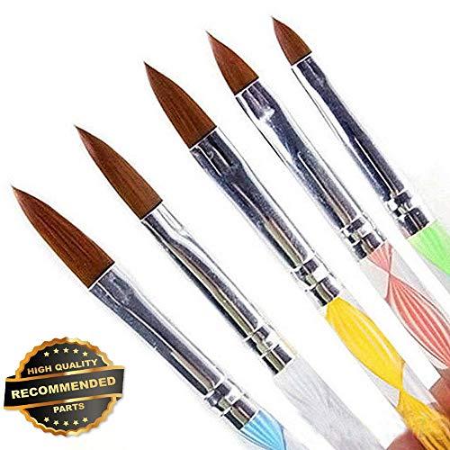 Wall Crema (Gatton Premium New Set UV Gel Drawing Acrylic Polish Manicure Tools Pens Brushes Cuticle Pusher   Style MNCRSET-301122320)