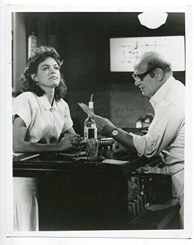8x10-Photo Still-Duet-Mary Bellhop Keller-Stanley Brock-TV-VG