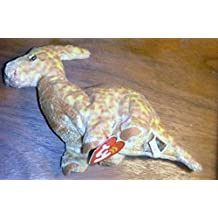 Ty Tooter the Dinosaur 2002 Beanie Babies NWT by TY Beanie Babies