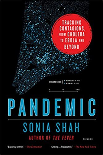 image for Pandemic: Tracking Contagions, from Cholera to Ebola and Beyond