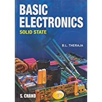 Basic Electronics(Solid State) In Multi Color Edition