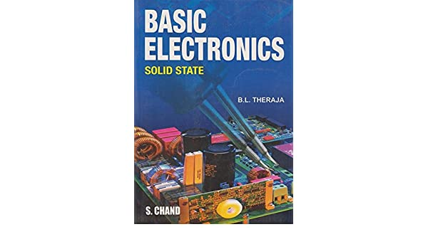 basic electronics book by bl theraja free  pdf