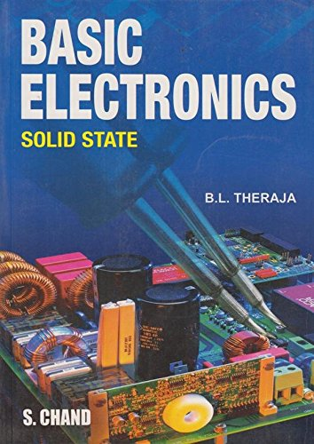 Basic Electronics Theraja B L 9788121925556 Amazon Com Books