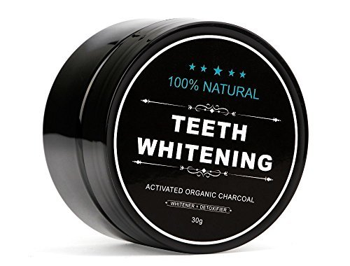 Natural Whitening Charcoal Coconut Activated