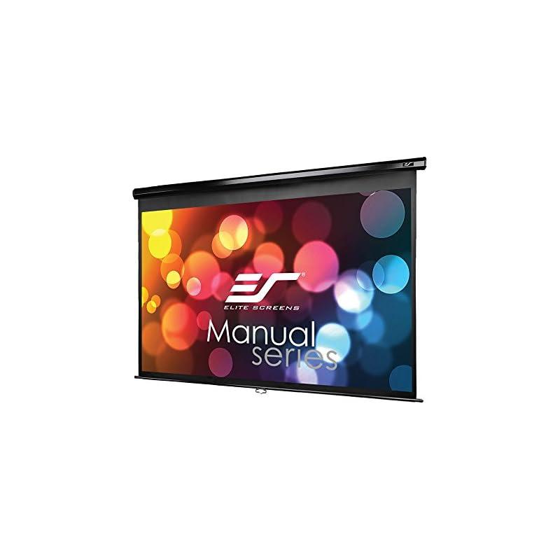 Elite Screens Manual Series, 100-INCH 16