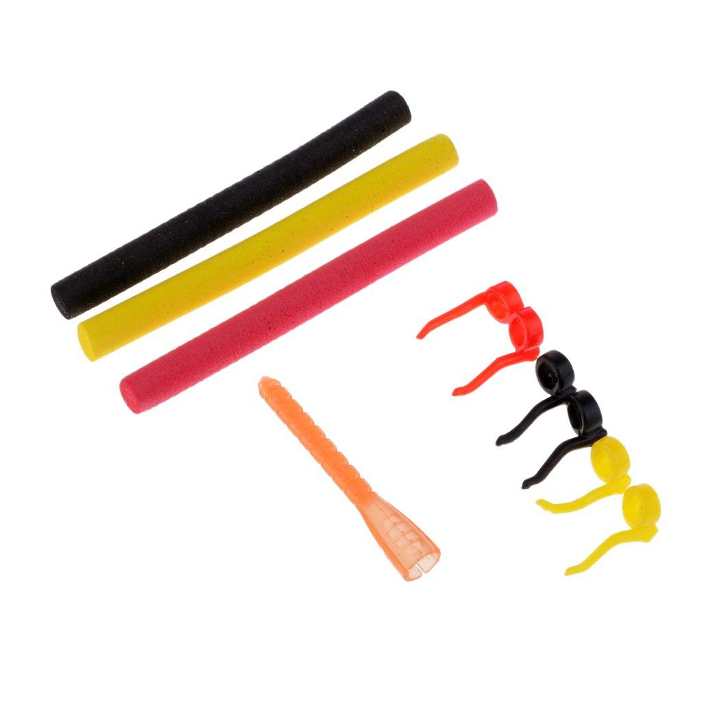 All Colours//Carp Fishing Baoblaze Zig Aligna//Kits Sleeves Foam