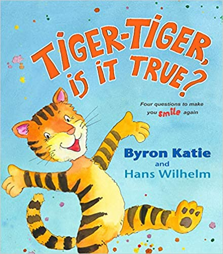 PDF Gratis Tiger-tiger, Is It True?: Four Questions To Make You Smile Again