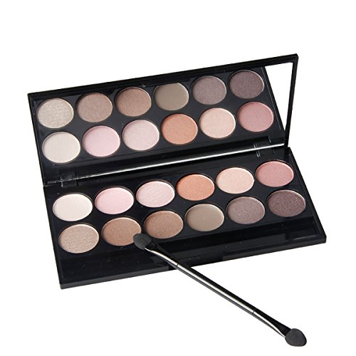 Eyeshadow Palette Cosmetic Waterproof Palettes product image