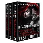 The Adjalane Sheikhs: The Complete Series Box Set Hörbuch von Leslie North Gesprochen von: Nicholas Thurkettle