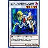 Yu-Gi-Oh! - Ally of Justice Catastor (CT10-EN006) - 2013 Collectors Tins - Li...