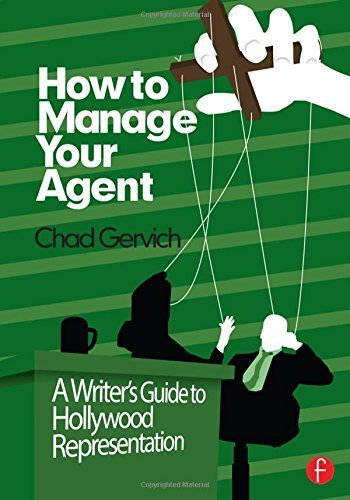 GERVICH NEW PAPERBACK BOOK CHAD HOW TO MANAGE YOUR AGENT