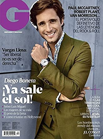 GQ Latin America May 1, 2018 issue