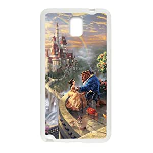 Fairy Tale Love Story White Samsung Galaxy Note3 case