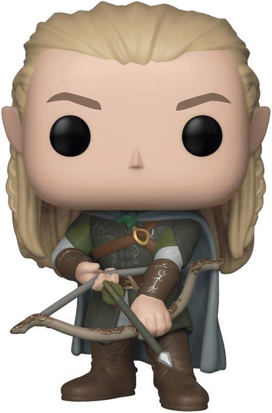Pop! Vinyl: Lord of The Rings/Hobbit: Legolas: Amazon.es: Juguetes ...